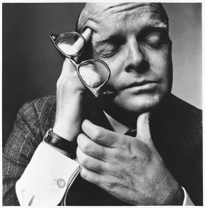 Young writers not reading Truman Capote's books gave him such a headache.