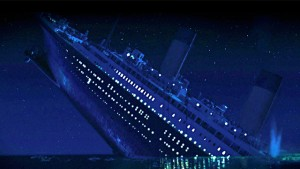 When 1,503 people died aboard the Titanic, they were really worried about the stars.